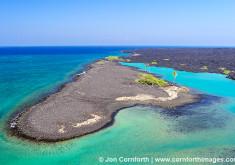 Kiholo Bay Aerial 1