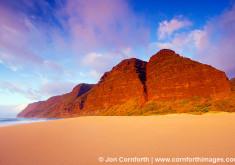 Polihale Beach Sunset 2