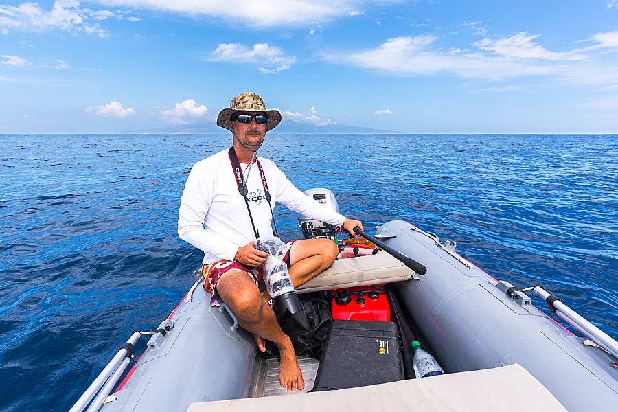 Jon Cornforth Hawaii Boating